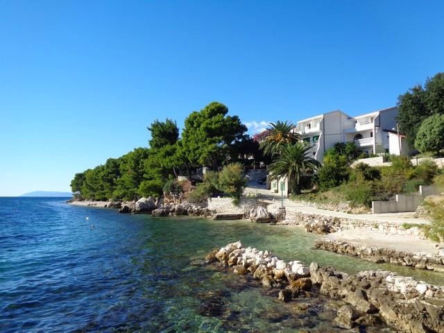 Meeres Flüstern Kroatien Haus direkt am Meer Dalmatien