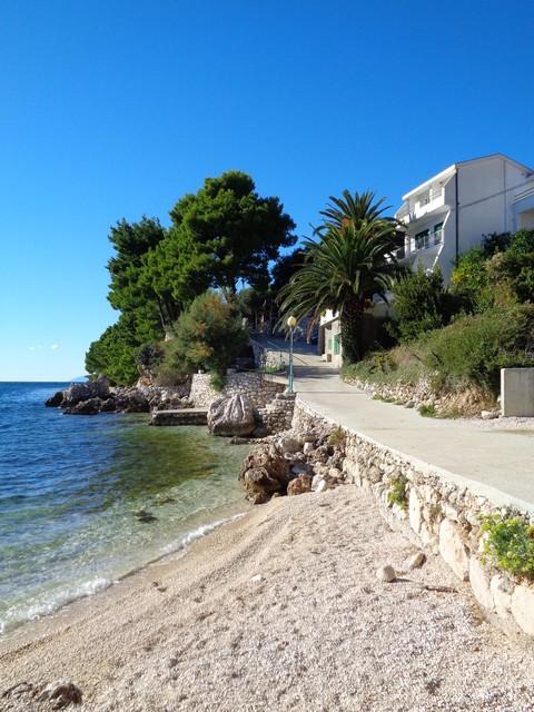 Maison chuchotement de la mer croatie appartement bord de mer images - Plan de maison bord de mer ...